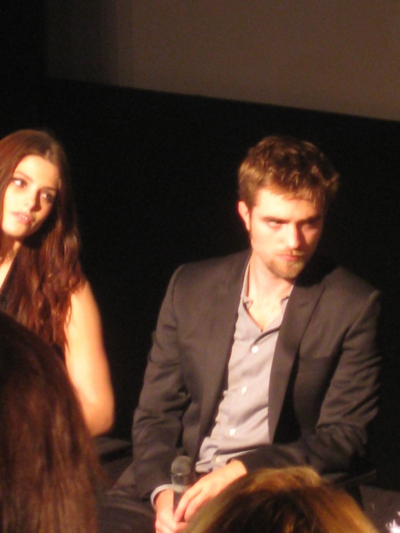 Fan Event Breaking Dawn part 1 - Paris Gaumont Opéra 23 octobre 2011 Robert13