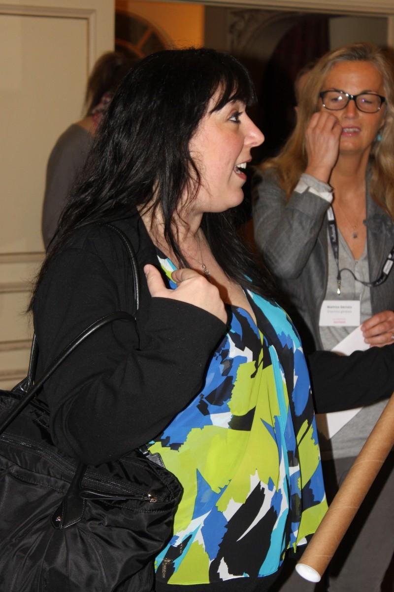 SALON DU LIVRE 2012 : Compte-rendus Simone10
