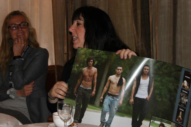 SALON DU LIVRE 2012 : Compte-rendus Simone11