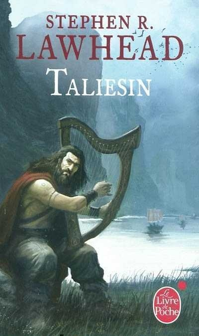 LAWHEAD Stephen R. - LE CYCLE DE PENDRAGON - Tome 1 : Taliesin Talies10