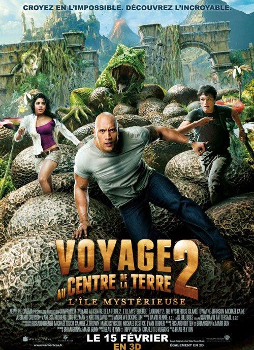 Voyage au Centre de la Terre 2 : L'Ile Mystérieuse Voyage10