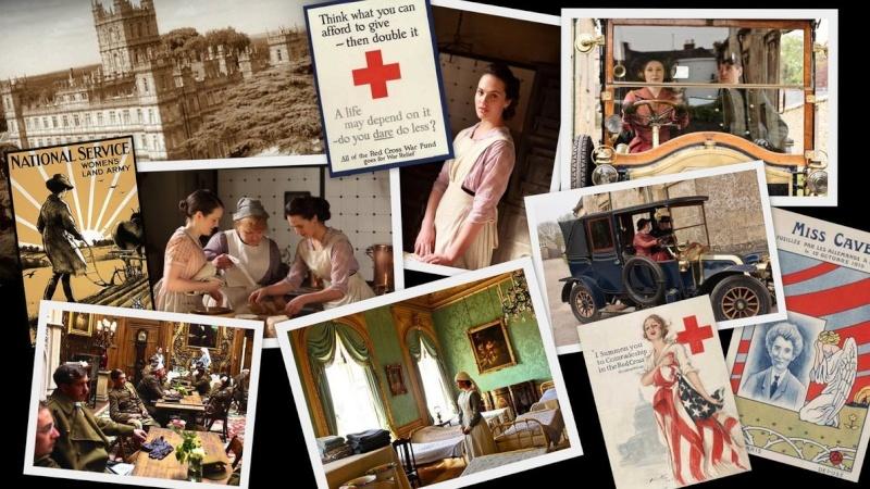 Donwton Abbey War_wo10