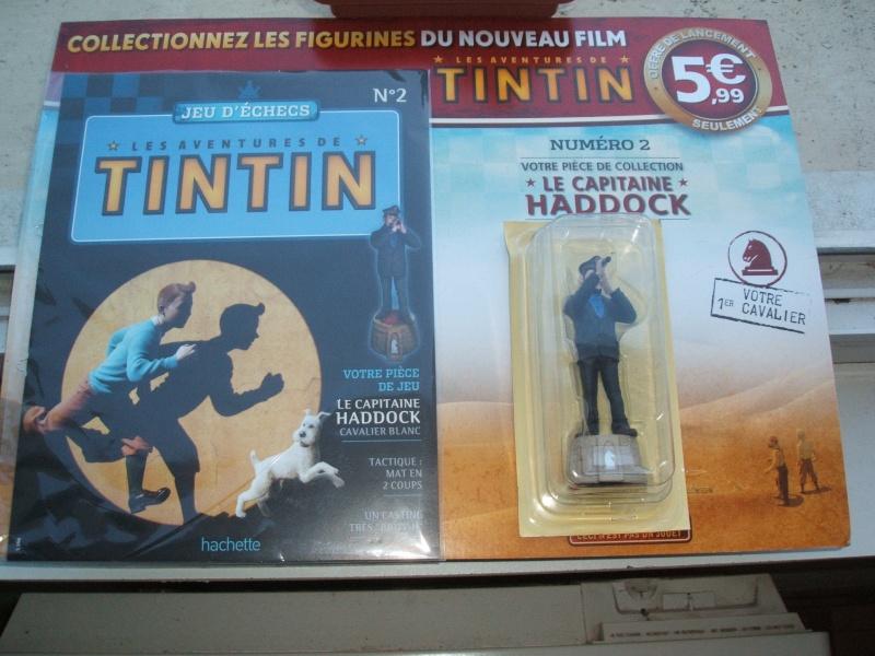 Objets tirés du film tintin Dscf1432