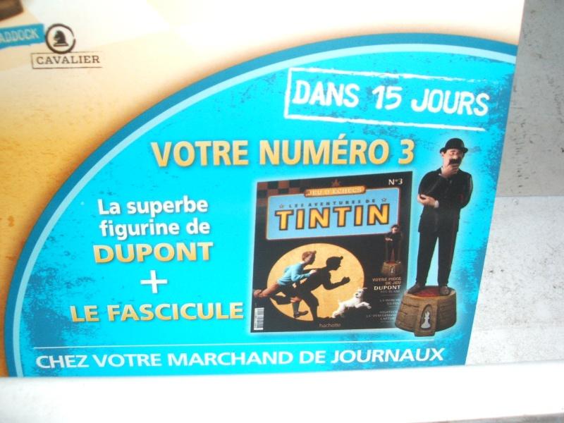 Objets tirés du film tintin Dscf1434