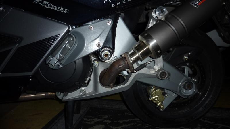 adapter un silencieux mivvgp rond sur une ligne d'origine P1020210