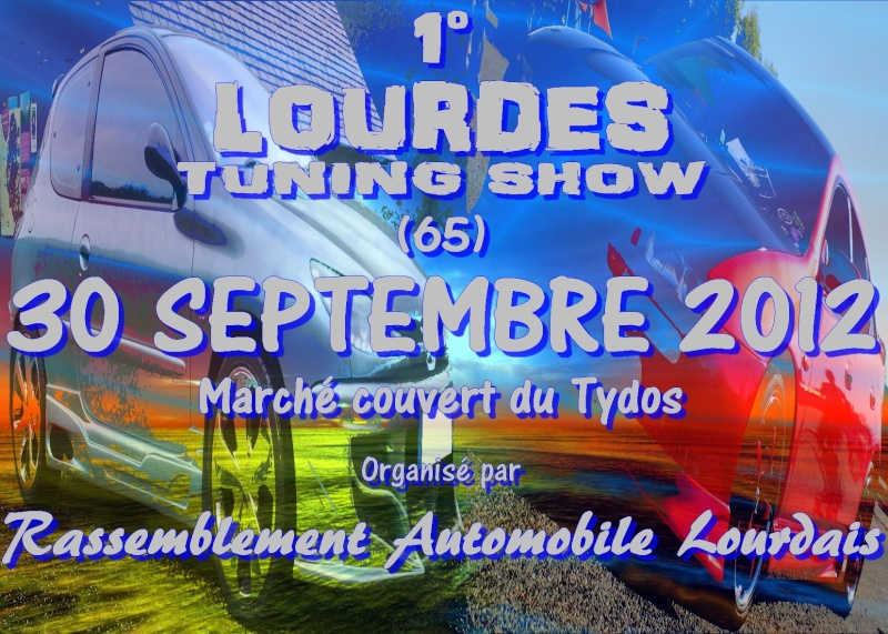 1er LOURDES TUNING SHOW (30/09/2012) Recto_11