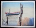 Rêverie en bateau Barque10