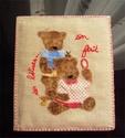 cartes textiles enfants Betise12