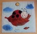 cartes textiles enfants Coccin10