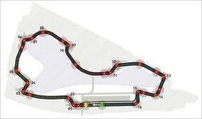 CALENDARIO F1-2013 Circui12