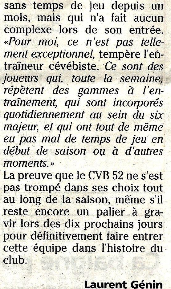 Play-off, demi-final retour CVB52HM / NICE VB - Page 3 A610