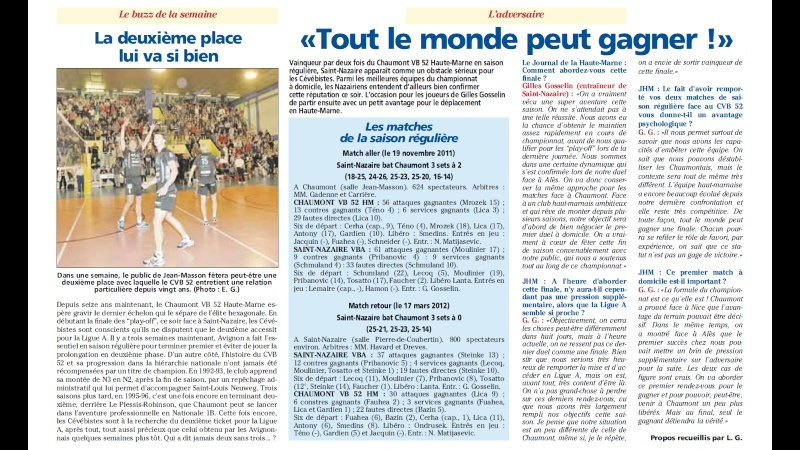Play-off final aller SAINT-NAZAIRE VBA / CVB52 HM - Page 4 B210