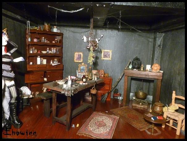Ehowinn's bidules**Cabinet de sorcellerie** P1030119