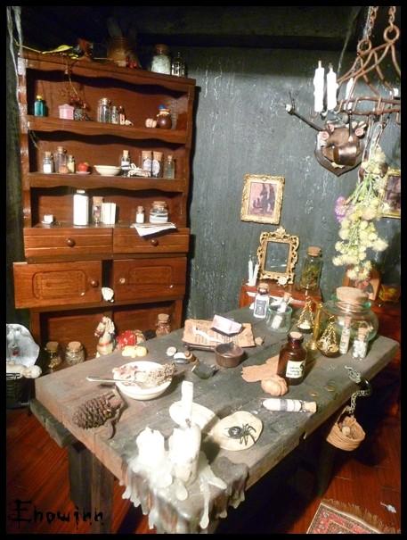 Ehowinn's bidules**Cabinet de sorcellerie** P1030121