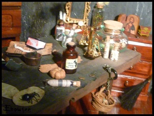 Ehowinn's bidules**Cabinet de sorcellerie** P1030127