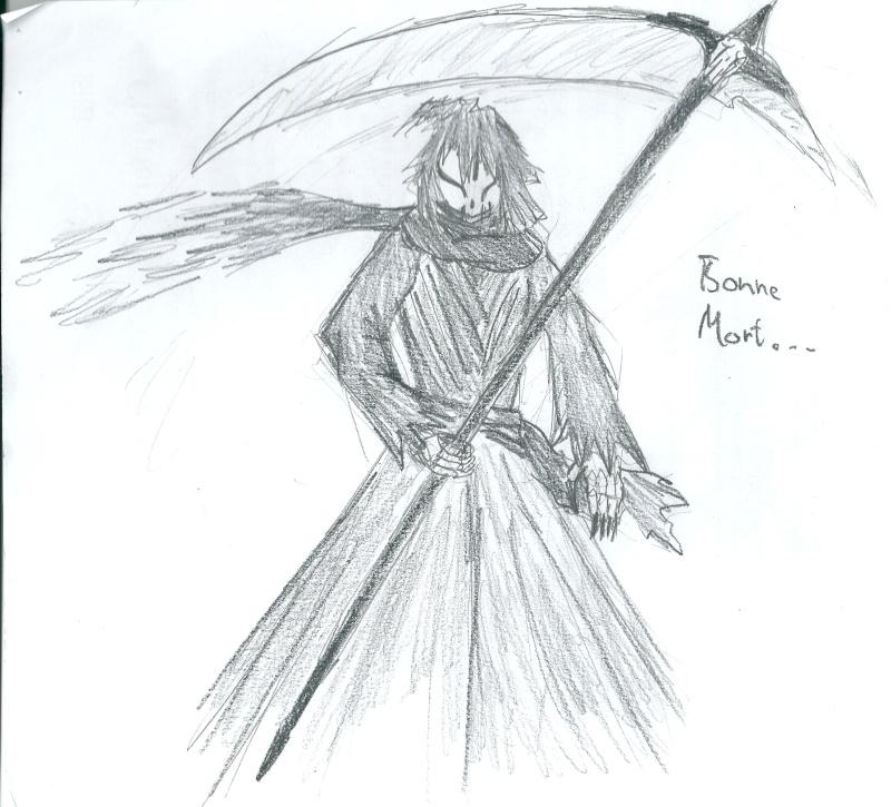 Galerie de dessins d'un otaku Numari16