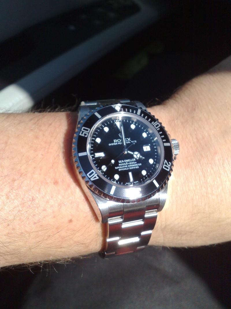 breitling - Breitling Super Ocean ou Rolex submariner Jantes16