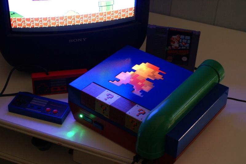 NES Costumisées par des fans Lumarn10