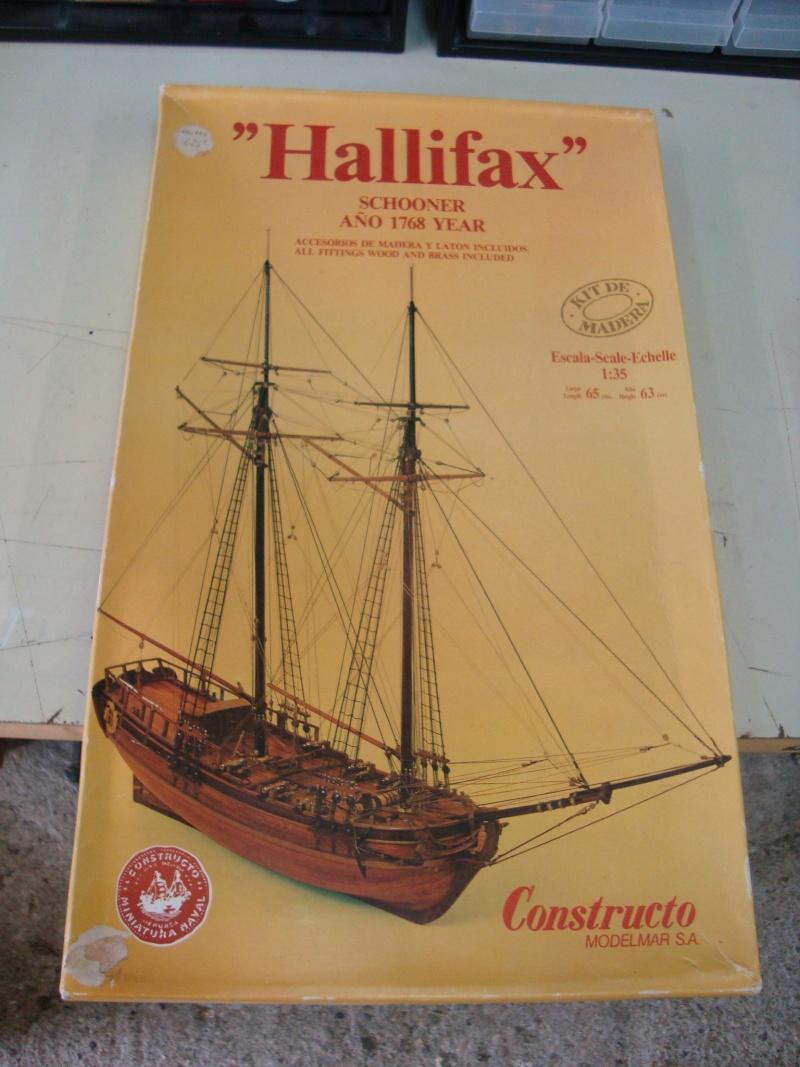 HMS HALIFAX au 1/35 de constructo  - Page 4 Dsc02325