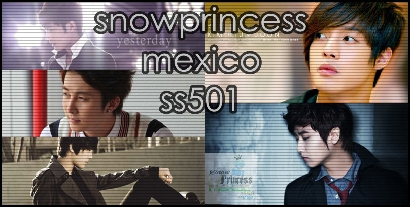 ss501snowprincess mexico
