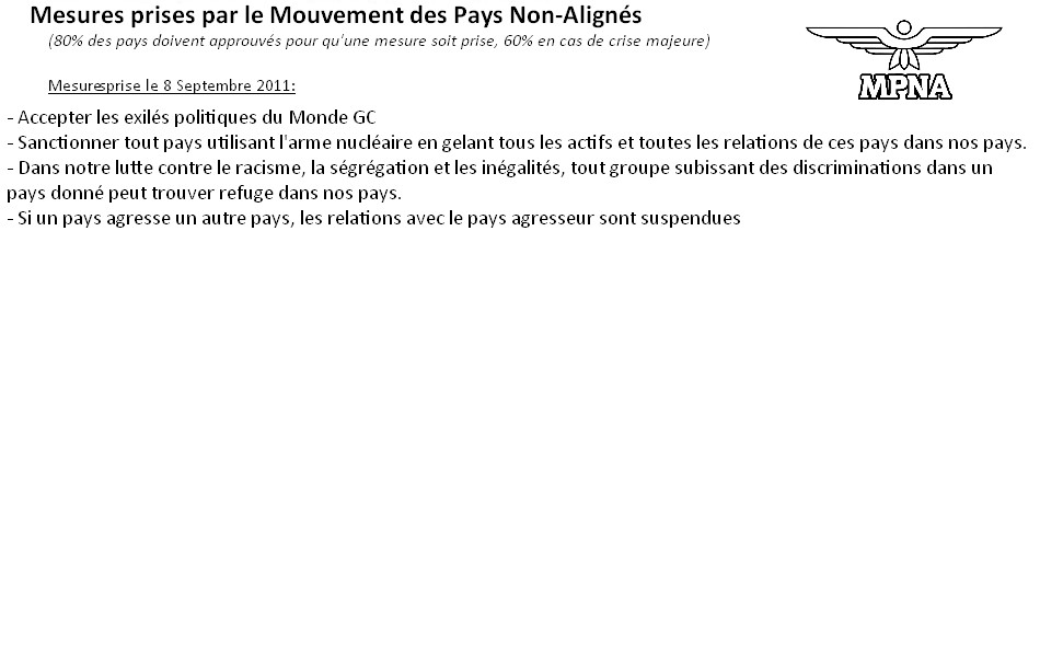 Mouvement des Pays Non-Alignés (MPNA) Mpna_m11
