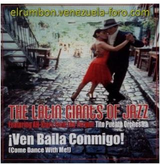 THE LATIN GIANTS OF JAZZ - Ven Baila Conmigo Front10