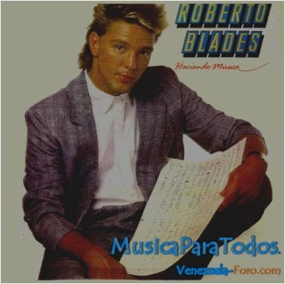 Roberto Blades / Haciendo musica / [1989] Lp115