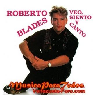 Roberto Blades [1991] - Veo, Siento y Canto Lp118