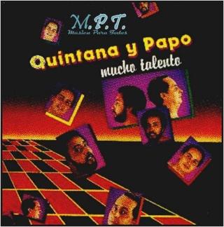 Ismael Quintana y Papo Luca - Mucho talento Lp12