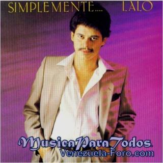 Lalo Rodriguez - Simplemente Lalo (1980) Lp120