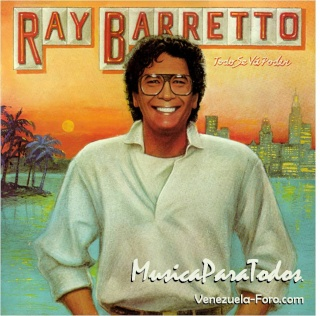 Ray Barretto - Todo se va a poder - 1980 Lp24