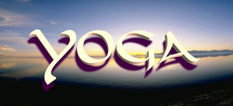 ¿QUÉ ES EL YOGA? Yoga110