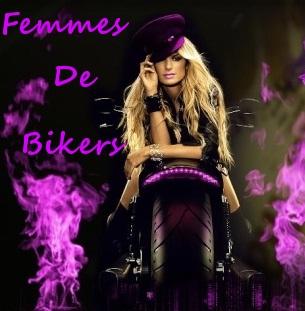 Femmes de Bikers
