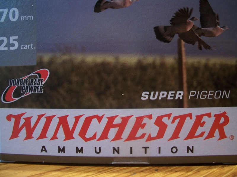 "topic de la munition winchester ""super pigeon"" cal 12 100_2111"