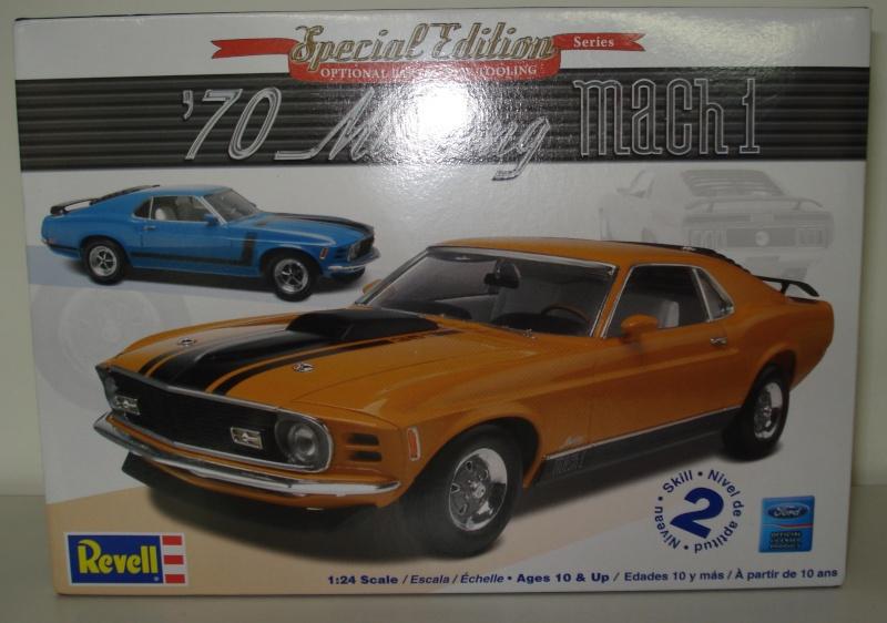 1970 Mustang Mach 1 00230