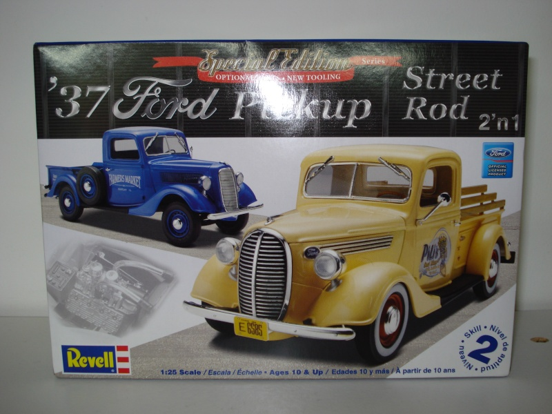 1937 Ford Pickup 00418