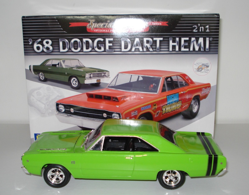 1968 Dodge Dart Hemi 00512