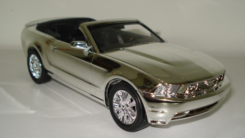 Ford Mustang Convertible 01112