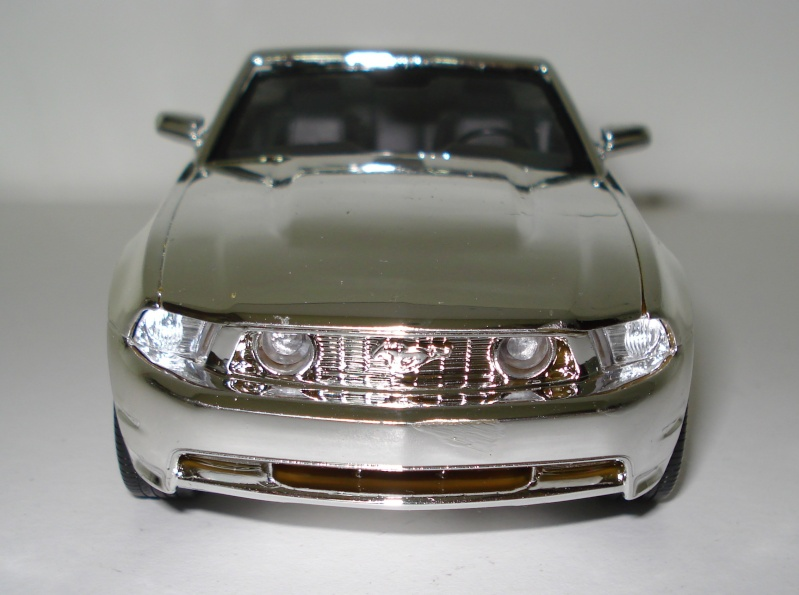 Ford Mustang Convertible 01411