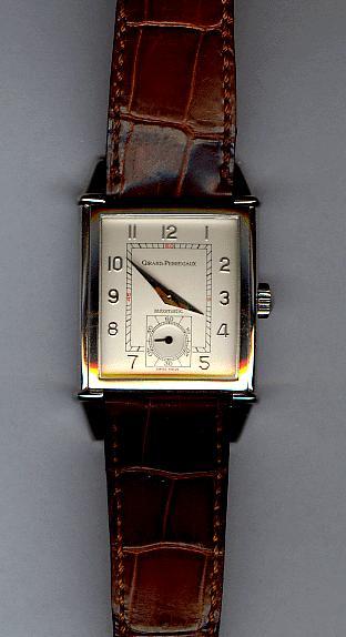 Jaeger - Girard-Perregaux Vintage 1945 ou Jaeger-LeCoultre Reverso Classique Girard10