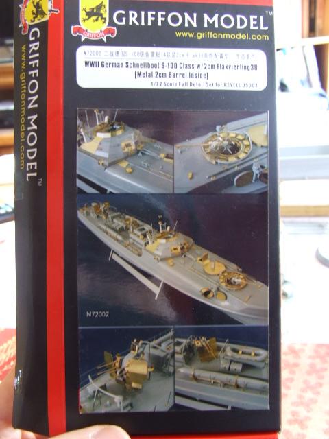 SHNELLBOOT S-100 + GRIFFON  Dscf2310