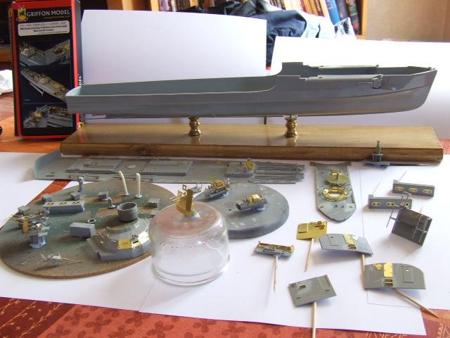 SHNELLBOOT S-100 + GRIFFON  Dscf2311