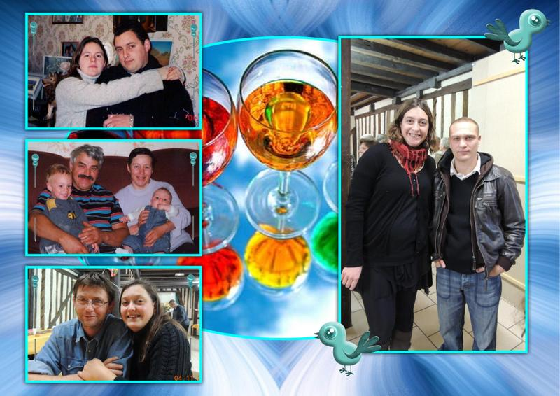 Mes petits montages photo!! - Page 2 Famill12