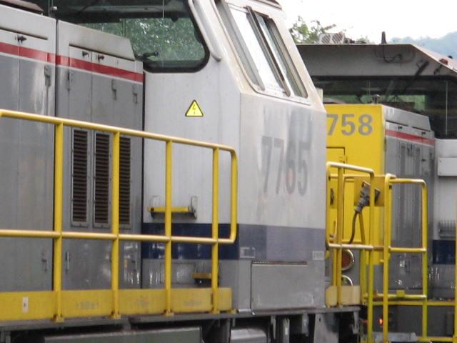 Dernier train en partence de Malmedy 03/10/2006 Img_1811