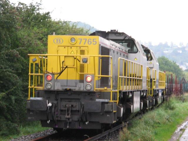 Dernier train en partence de Malmedy 03/10/2006 Img_1812