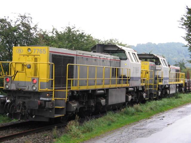 Dernier train en partence de Malmedy 03/10/2006 Img_1813
