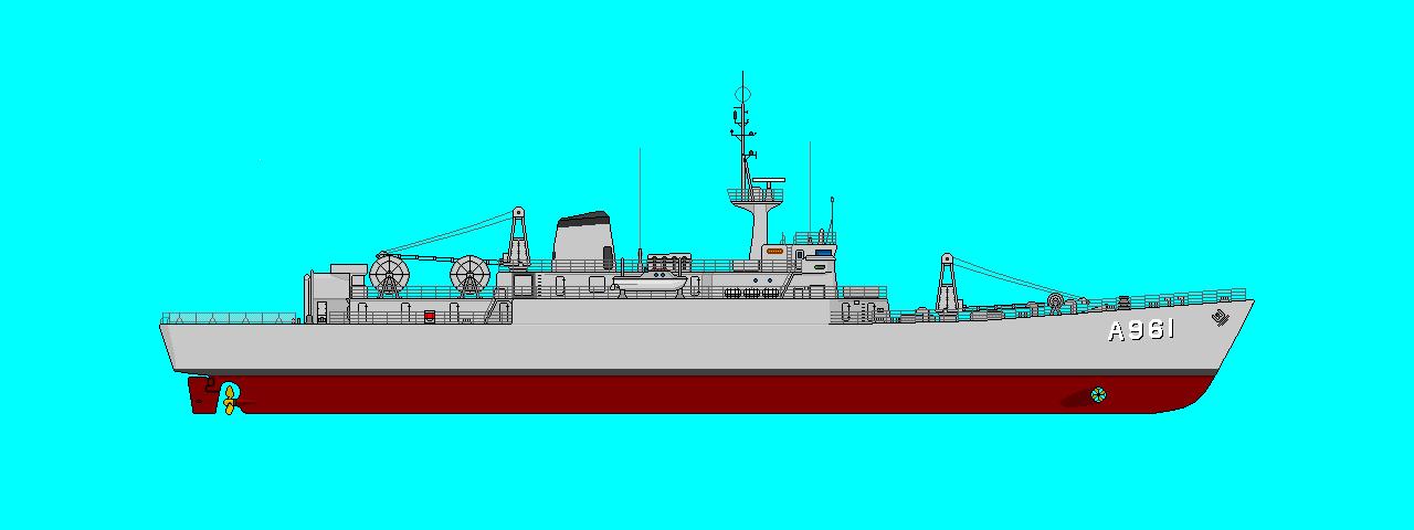 SOS Zinnia A961, info stabilisateur A961wi11