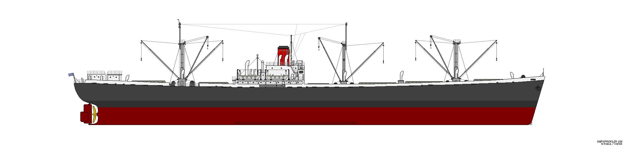 Liberty Ship (les années de guerre) Libert13