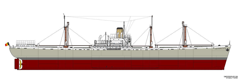 Liberty Ship (les années de guerre) Lscmbp10
