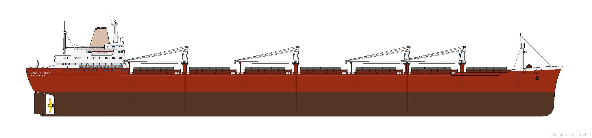 MV Mineral Ougrée (CMB) Minera10